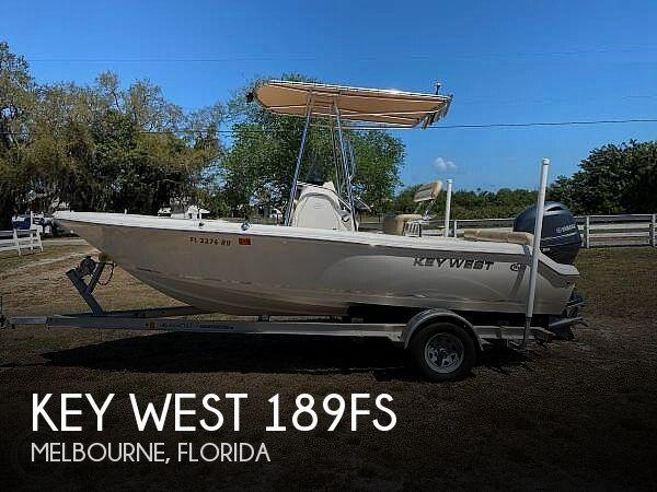 2019 Key West 189FS