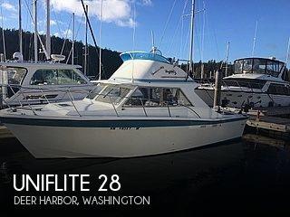 1972 Uniflite 28