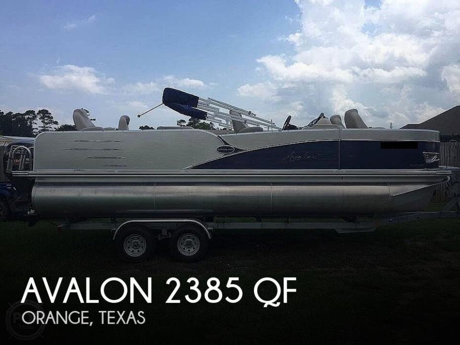 2018 Avalon 2385 QF