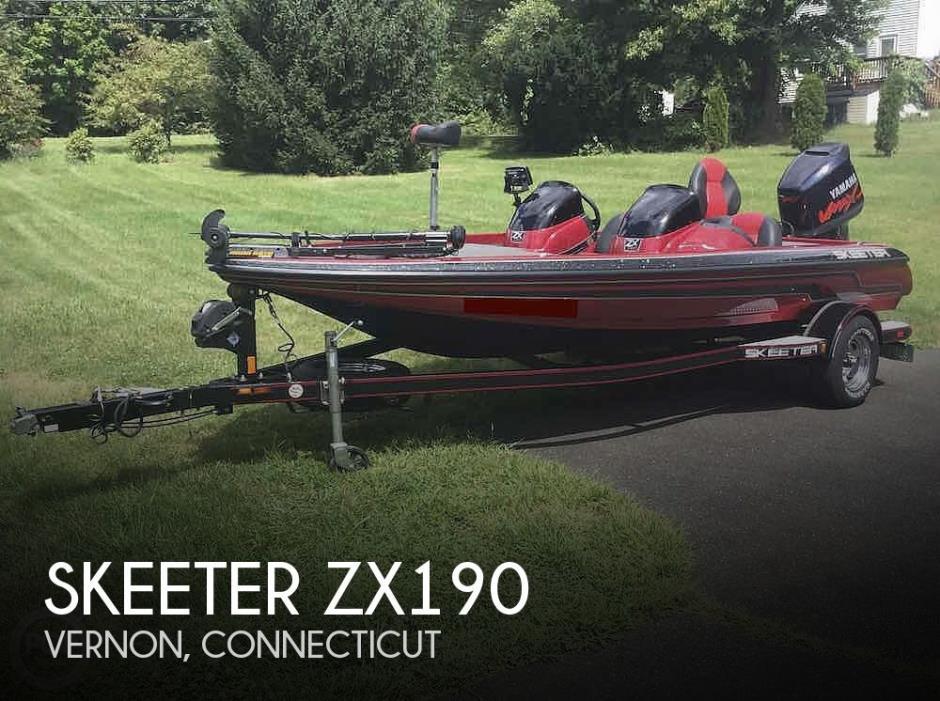 2009 Skeeter ZX190