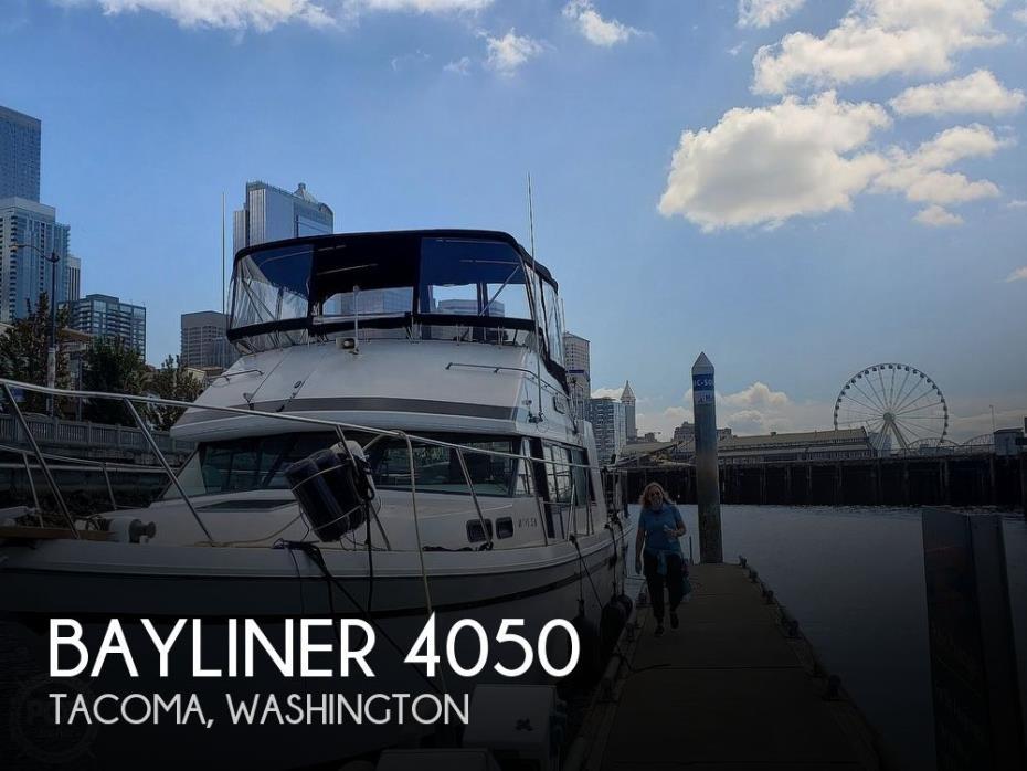 1980 Bayliner Bodega 4050