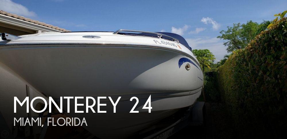 2003 Monterey 248 LS Montura
