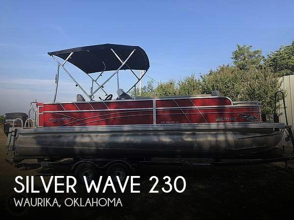 2016 Silver Wave Islander 230 LP