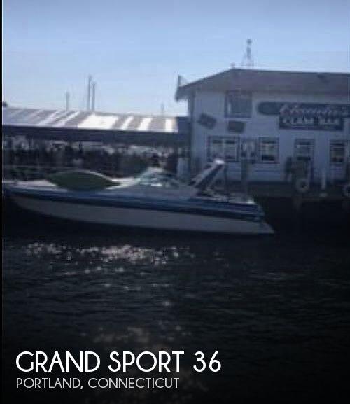 1986 Grand Sport 36