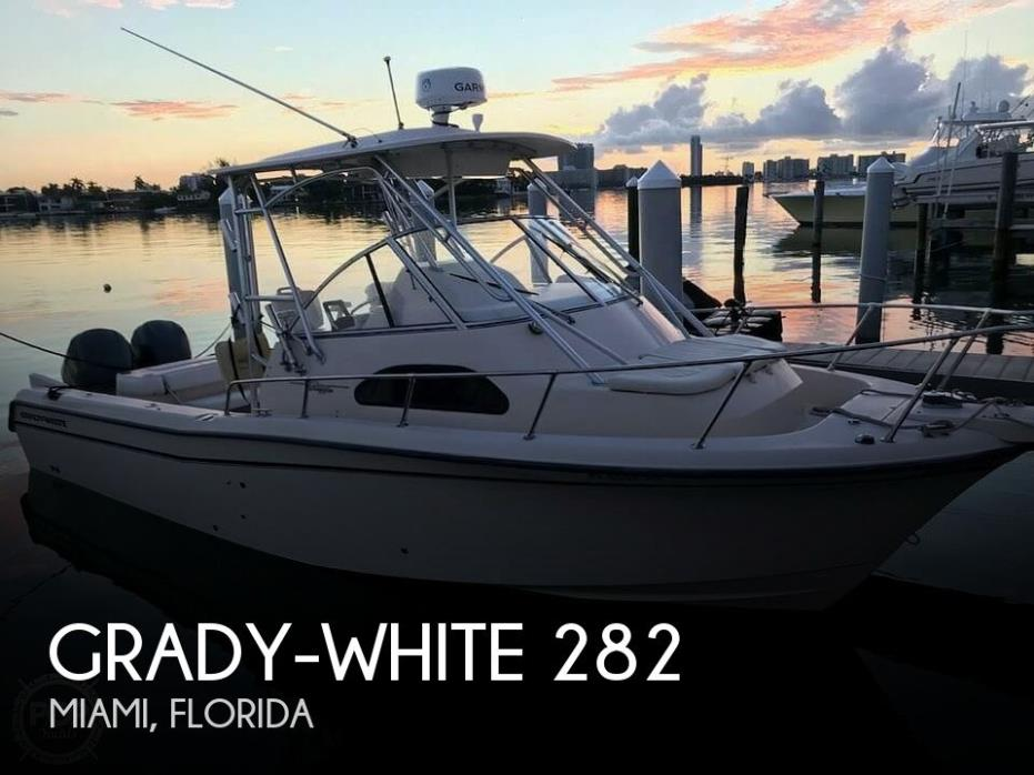 2005 Grady-White 282 SAILFISH