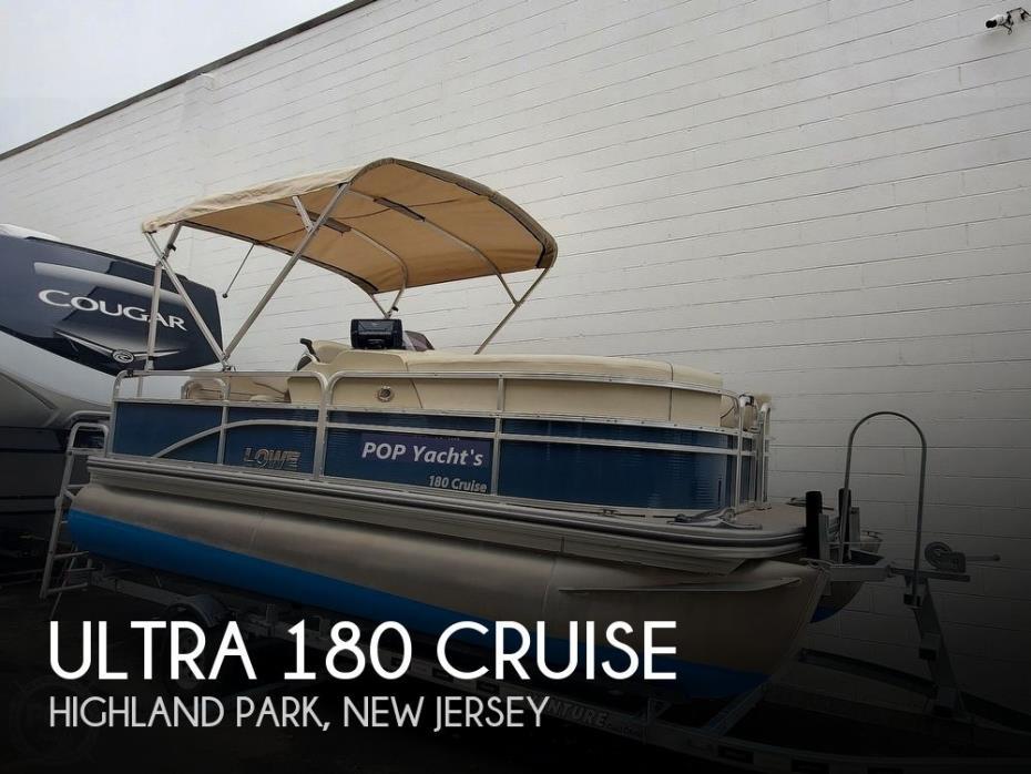 2019 Lowe Ultra 180 Cruise