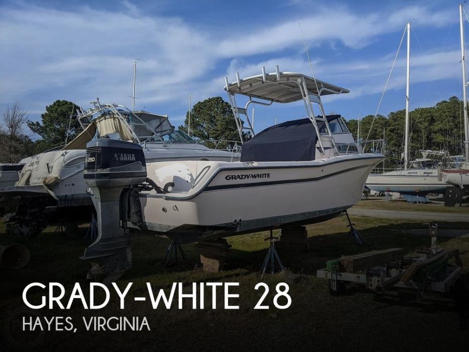 1997 Grady-White Islander 28