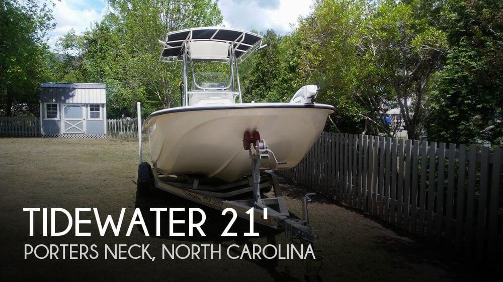 2014 Tidewater 2196 SKIFF