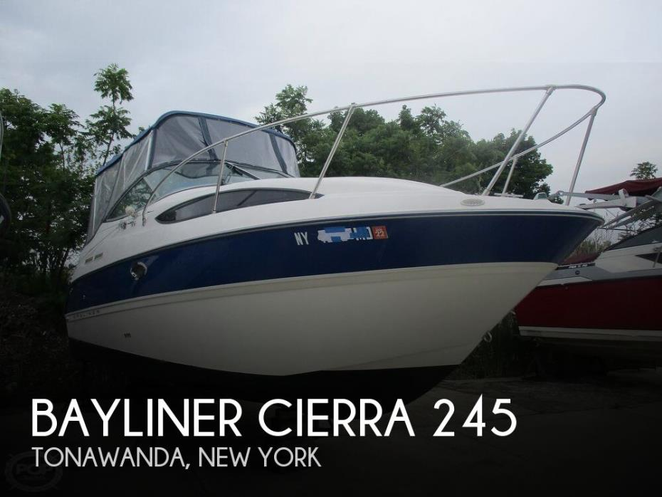 2006 Bayliner Ciera 245