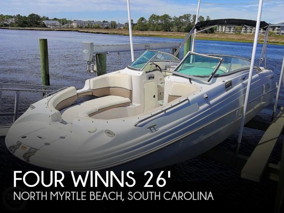 2004 Four Winns Funship 264