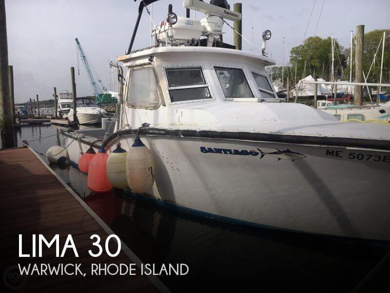 1968 Lima 30