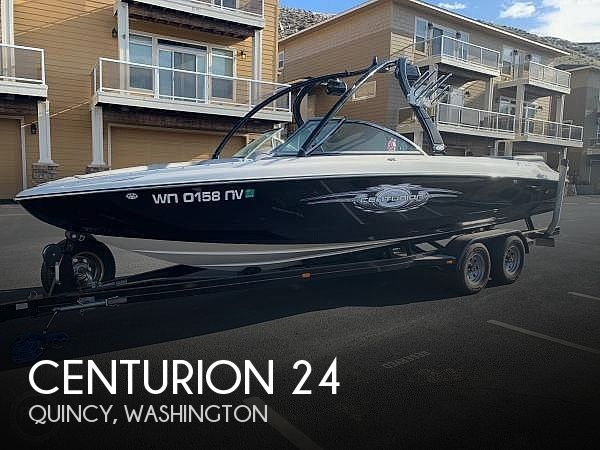 2007 Centurion 24
