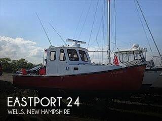 1983 Eastport 24