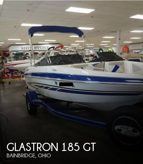2008 Glastron 185 GT