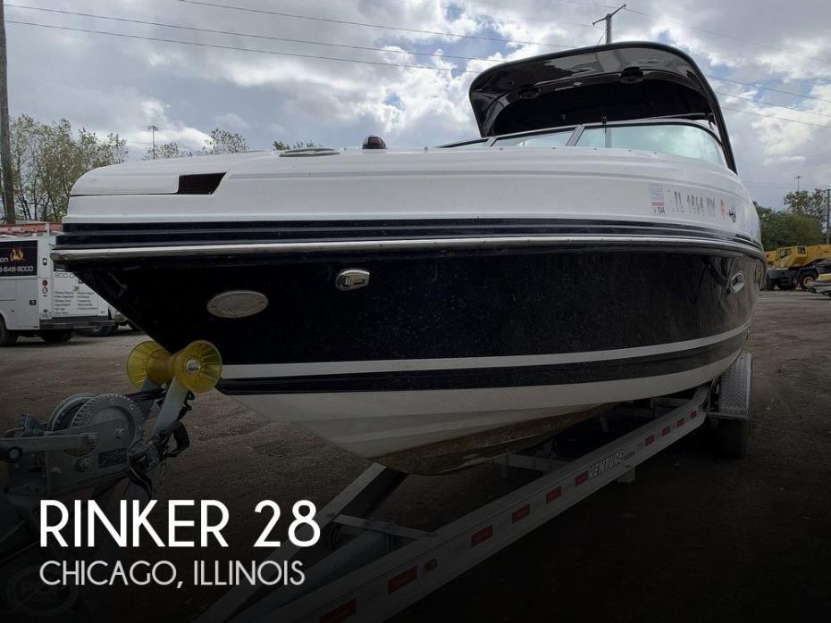 2015 Rinker 28