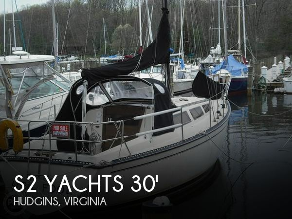 1981 S2 Yachts 9.2 Meter A