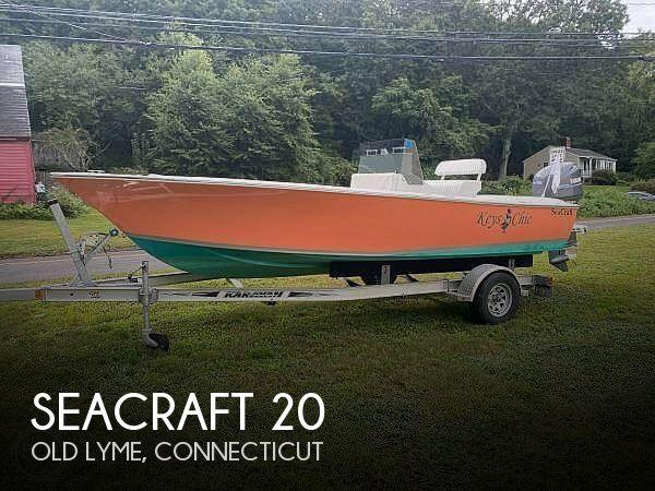 1971 SeaCraft 20