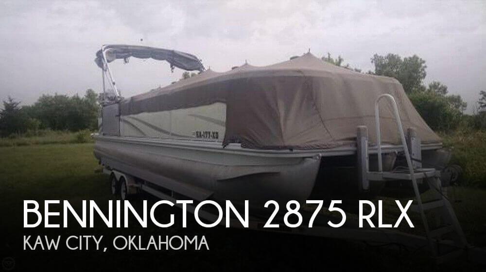 2004 Bennington 2875 RLX