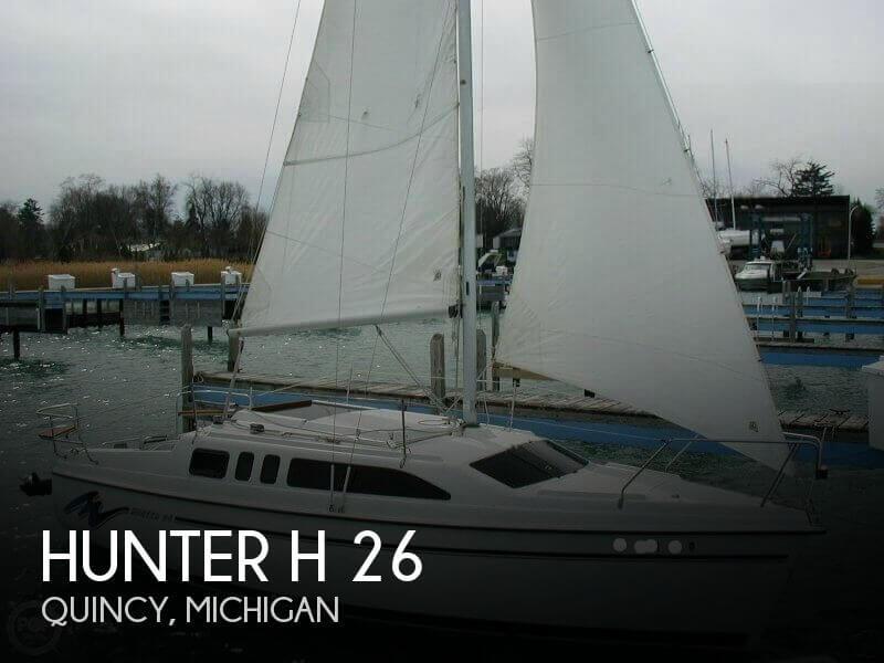 1995 Hunter H 26