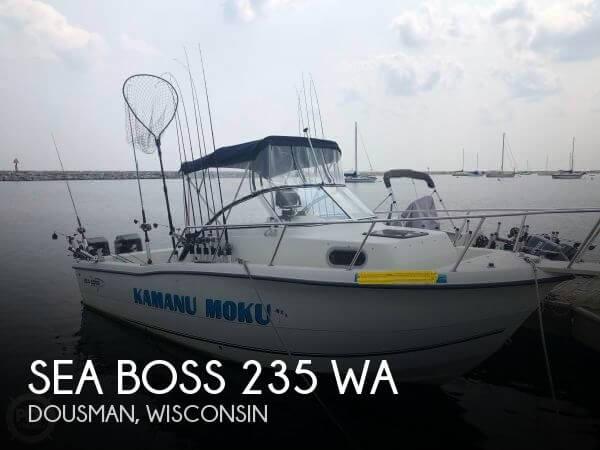 2005 Sea Boss 235 WA