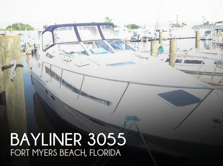 1992 Bayliner 3055 Ciera Sunbridge