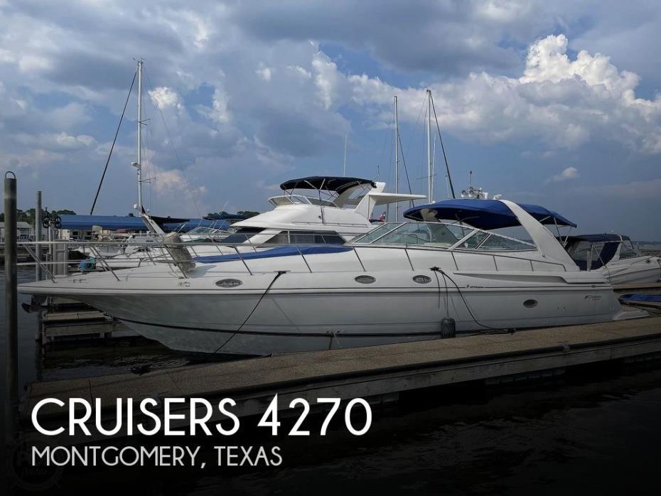 2002 Cruisers Yachts 4270