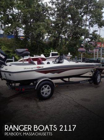 2013 Ranger Boats Z117