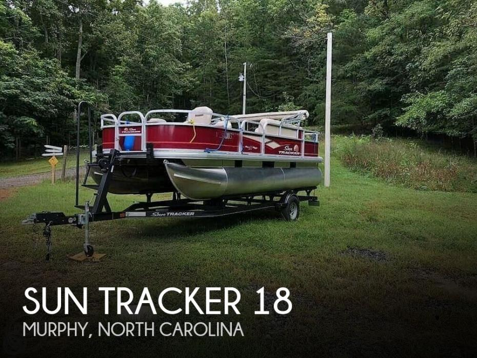 2018 Sun Tracker BASS BUGGY 18 DLX