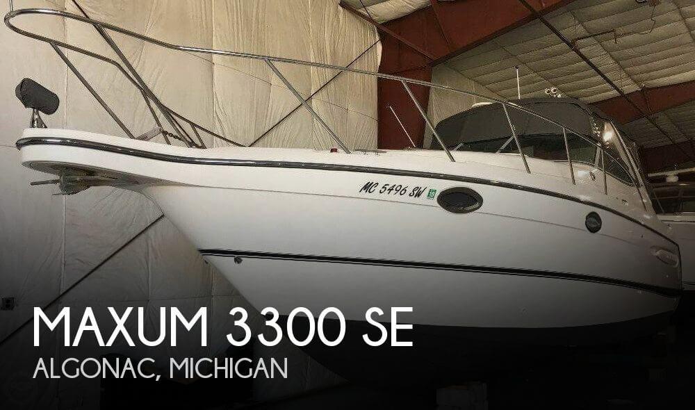 2006 Maxum 3300 SE
