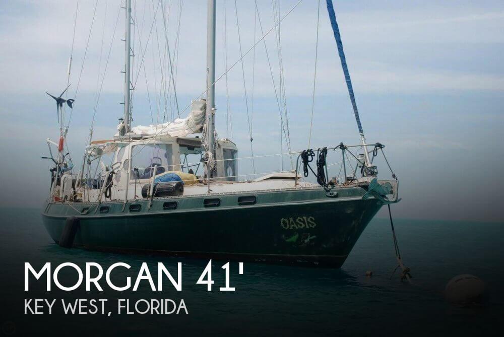 1979 Morgan 41 Out-Island
