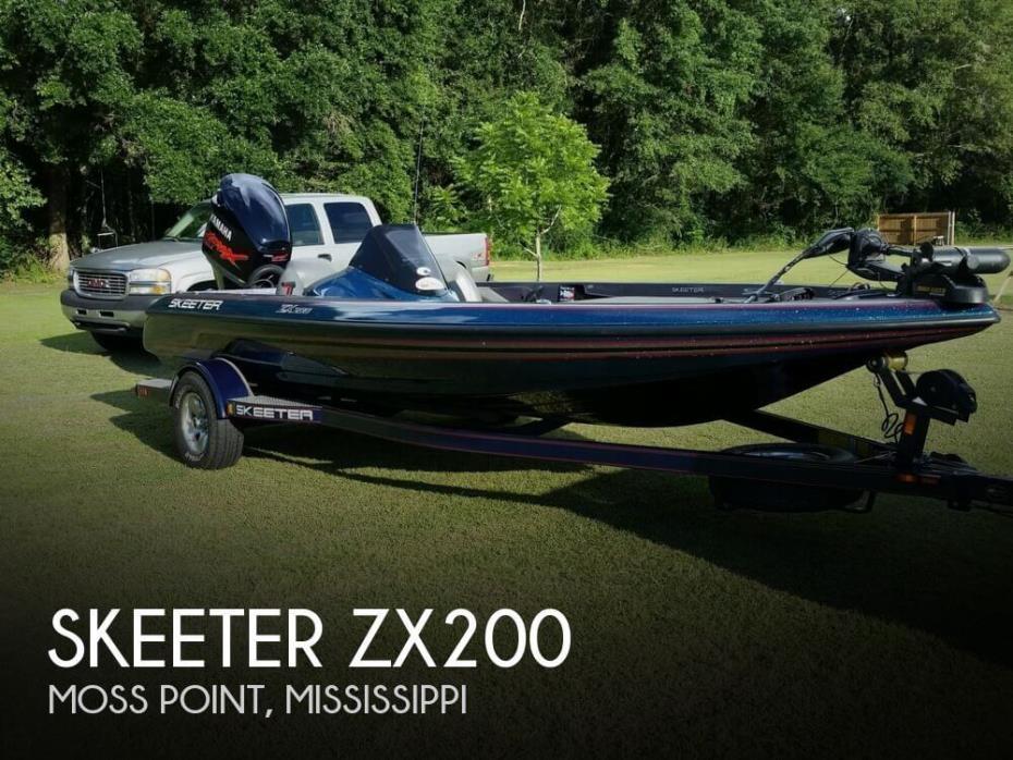 2013 Skeeter ZX200