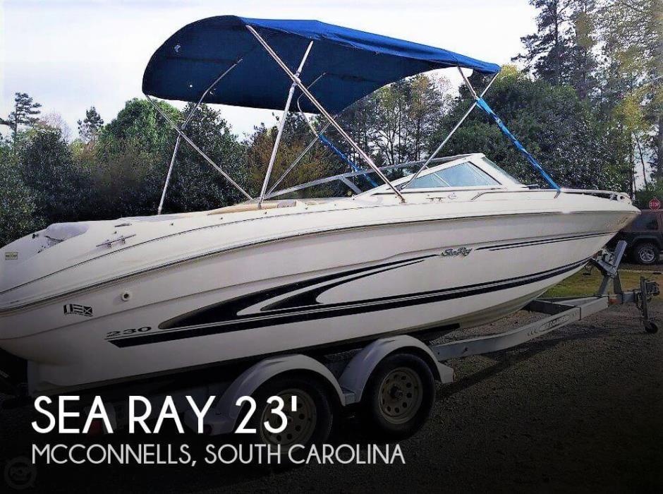1999 Sea Ray 230 Signature Bowrider