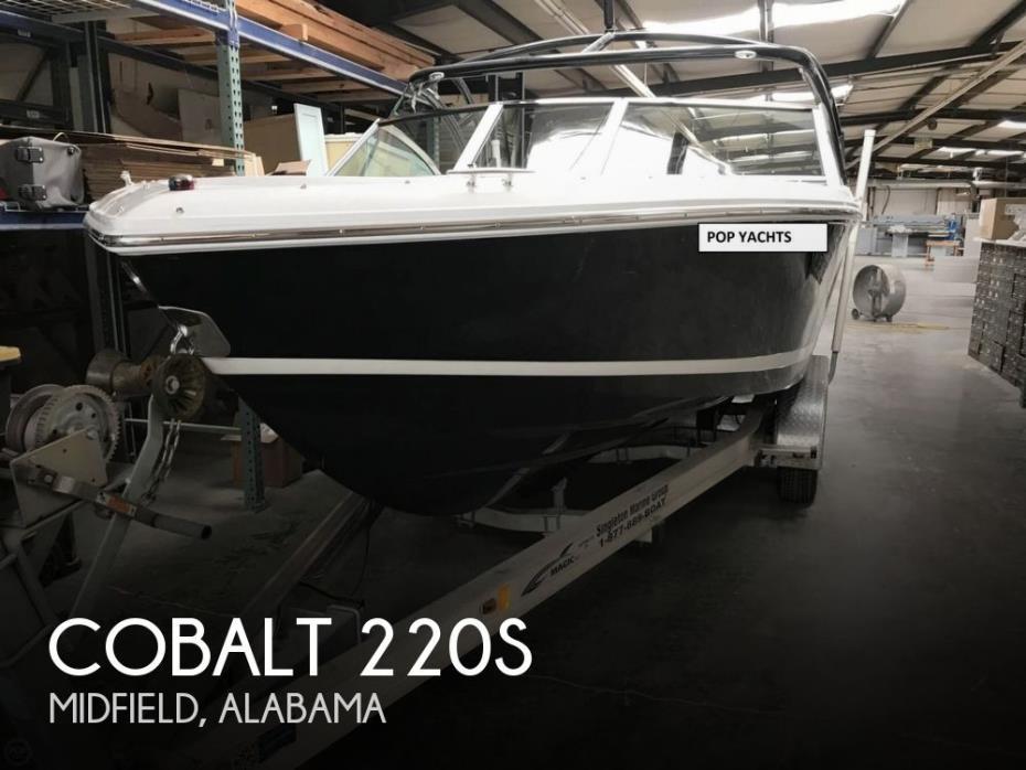 2016 Cobalt 220S