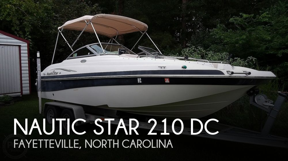 2006 Nautic Star 210 DC