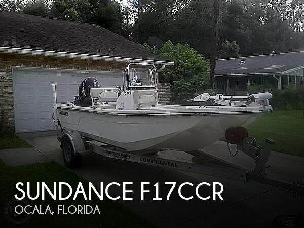 2019 Sundance F17CCR