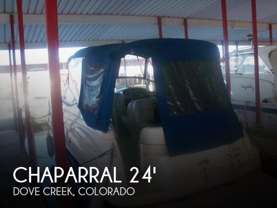 2007 Chaparral 240 Signature Series