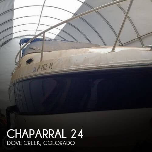2007 Chaparral 240 Signature Series