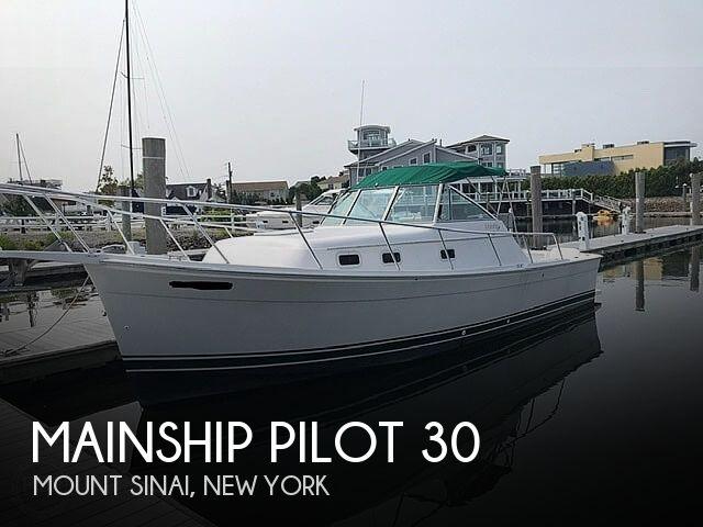 2000 Mainship Pilot 30