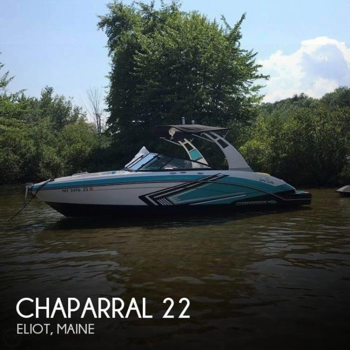 2016 Chaparral 223 Vortex VRX