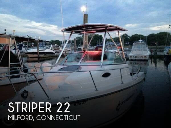 2006 Seaswirl Striper 2101 WA