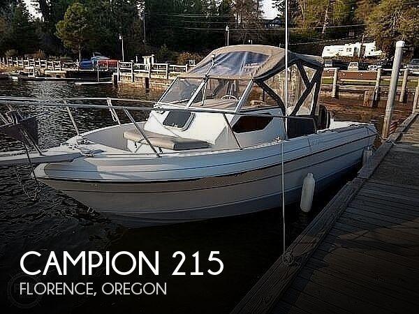 1991 Campion 215 Explorer