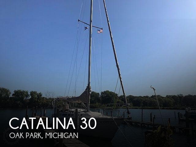 1985 Catalina 30 Tall Rig