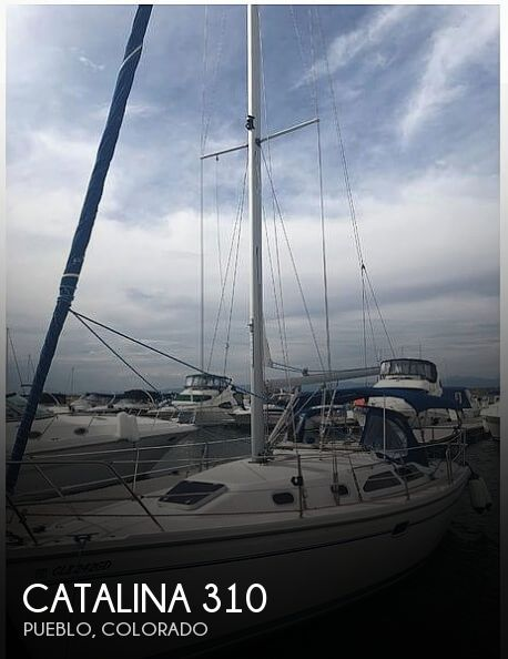 2001 Catalina 310 WING