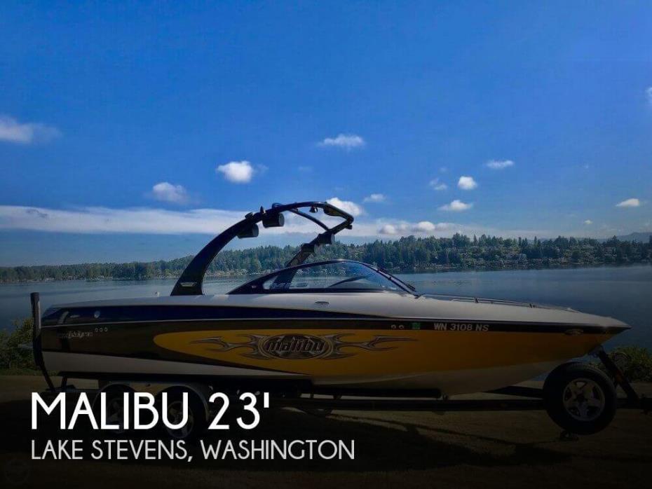 2004 Malibu Wakesetter 23LSV