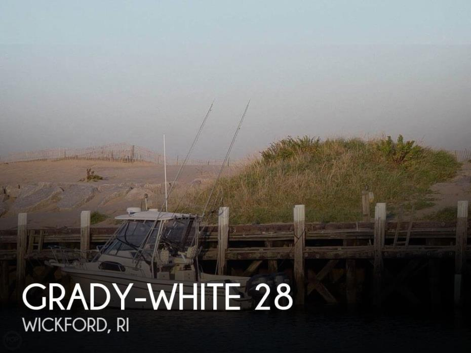 2004 Grady-White 282 Sailfish