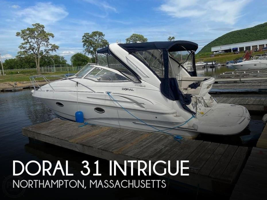 2004 Doral 31 Intrigue