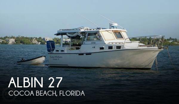 Albin Albin 27 Boats for sale