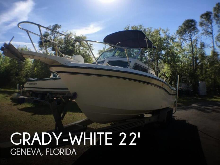 1988 Grady-White Seafarer 22