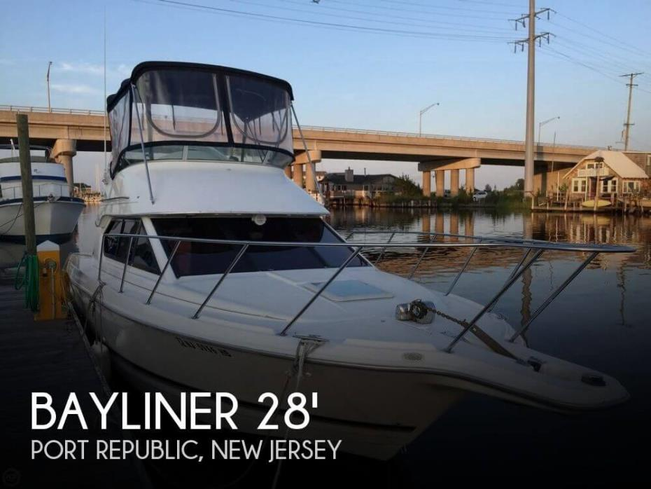 1999 Bayliner 2858 Ciera Command Bridge