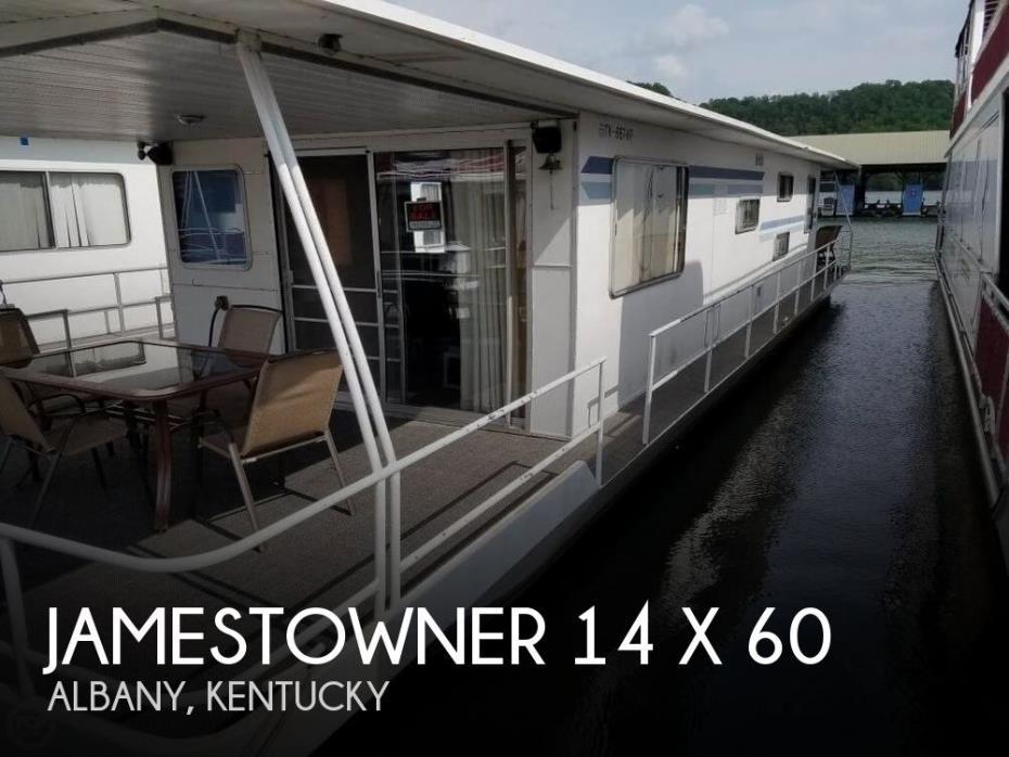 1981 Jamestowner 14 x 60
